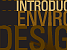 Intro to Environmental Design